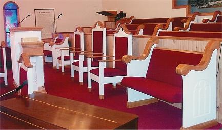 Church Furniture International Dickinson Alabama